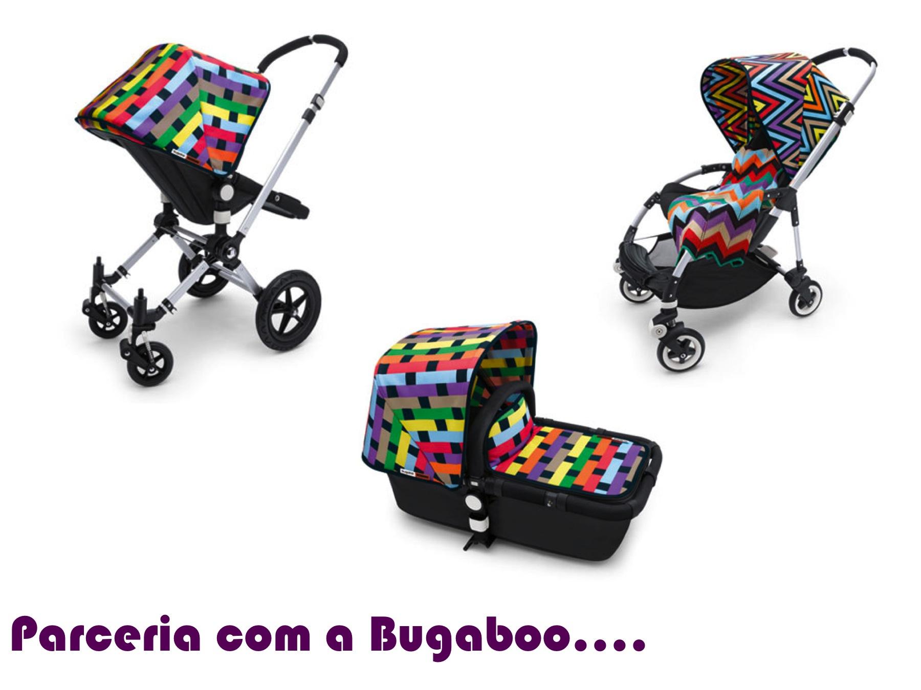 um carrinho de bebê super hiper mega fashion ?! A Missoni tem #B64415 1800x1350